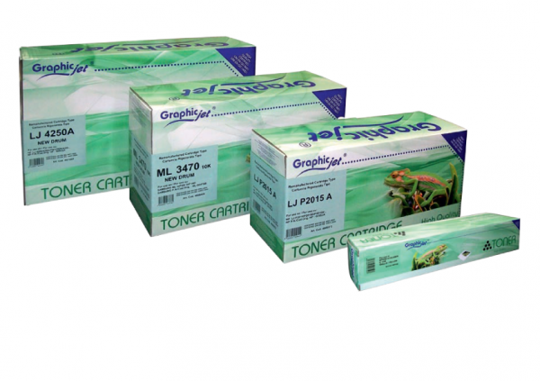 44973536 Съвместима репроизведена тонер касета за OKI C301/321