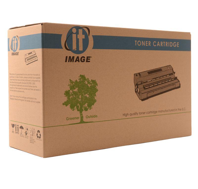 CE400X Съвместима репроизведена IT Image тонер касета (черен)