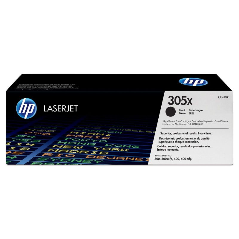 HP CE410X оригинална тонер касета (черна)