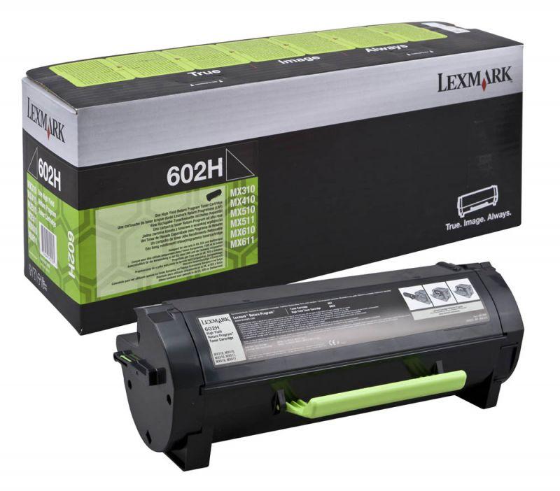 Lexmark 60F2H00 оригинална тонер касета (черна)