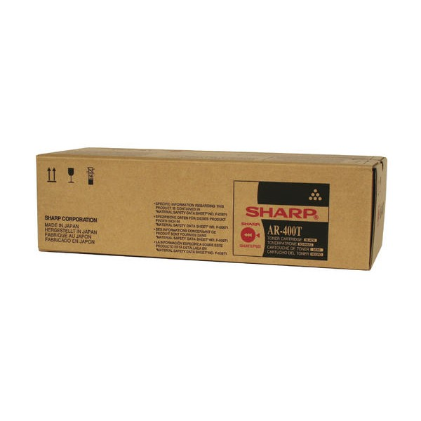 Sharp оригинална тонер касета AR-400T