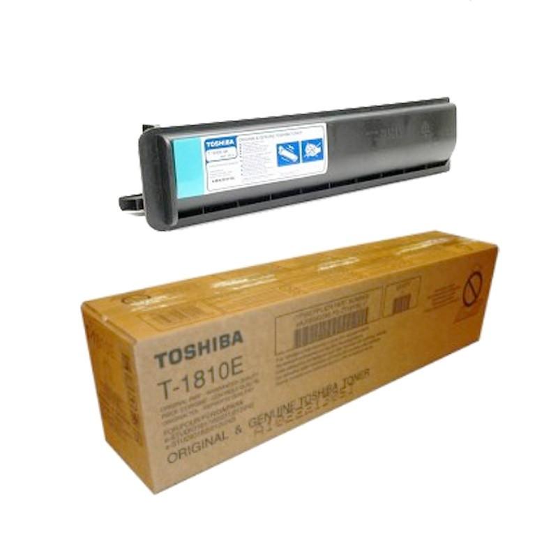 Toshiba T-1810E Original toner kit (черен)