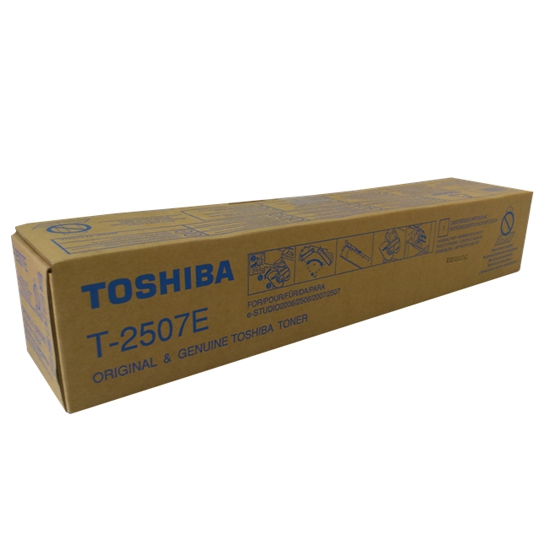 Toshiba T-2507E Original toner kit (черен)