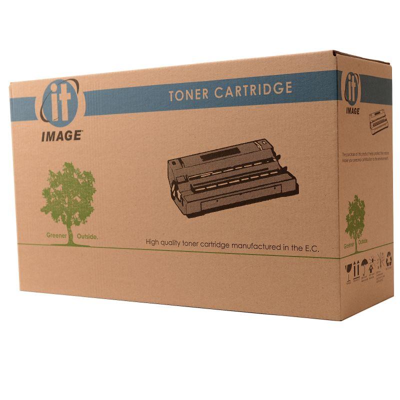 TK580 Съвместима репроизведена IT Image тонер касета (жълт)