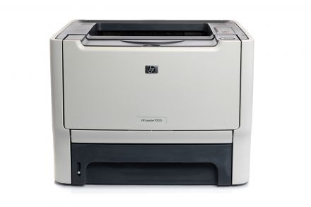 Втора употреба HP LaserJet P2015DN монохромен лазерен принтер с мрежа (сервизиран)