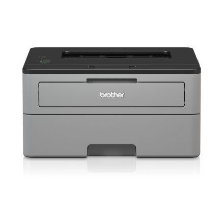 Brother HL-L2312D лазерен принтер, монохромен, А4