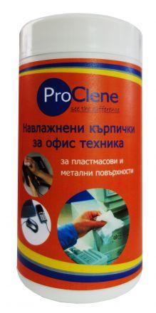 ProClene антистатични почистващи кърпички PCC100