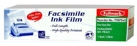 TTR филм лента за Panasonic KX-FA 94 - 1 ролка