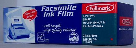 TTR филм лента за Sharp UX-5CR/FO-6CR - 2 ролки