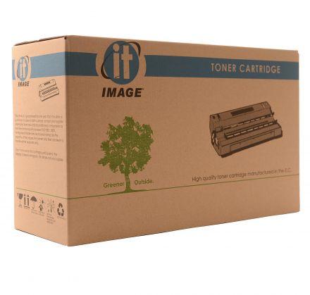 CF400X Съвместима репроизведена IT Image тонер касета (черен)