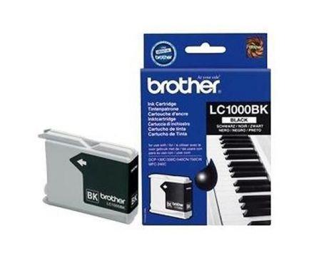Brother LC1000BK Оригинална мастилена касета (черна)