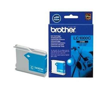 Brother LC1000C Оригинална мастилена касета (черна)