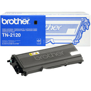 Brother TN2120 оригинален тонер кит (черен)