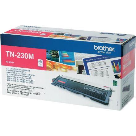 Brother TN230m оригинална тонер касета (магента)