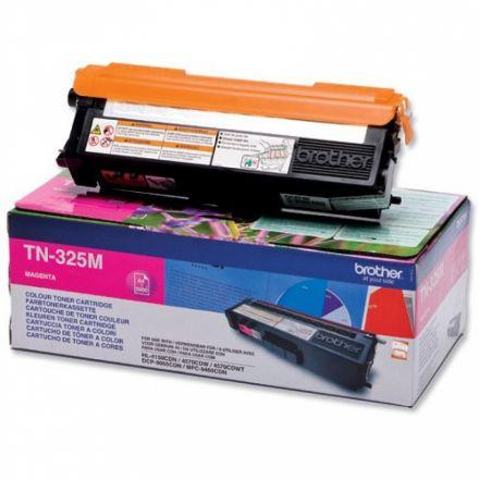 Brother TN325m оригинална тонер касета (магента)