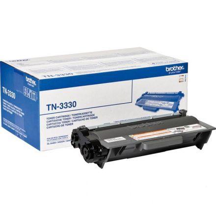 Brother TN3330 оригинален тонер касета (черен)