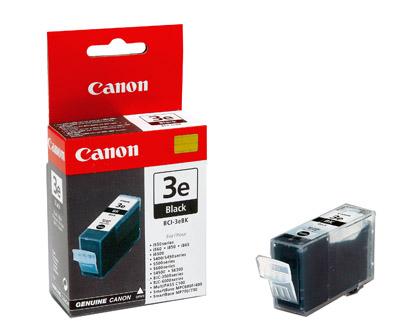 Canon BCI-3Bk Оригинална мастилена касета (черна)