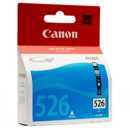 Canon CLI-526C Оригинална мастилена касета (циан)