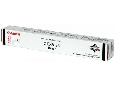 Canon C-EXV34 Оригинален тонер кит (черен)