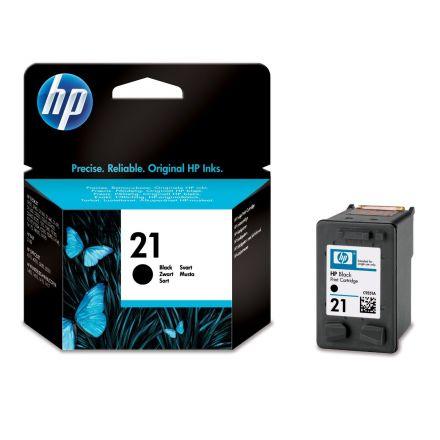 HP C9351AE оригинална мастилена касета (черна)
