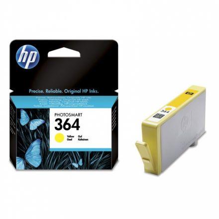 HP CB320EE оригинална мастилена касета (жълта)