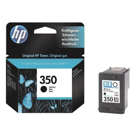 HP CB335EE Оригинална касета мастилена глава (черна)