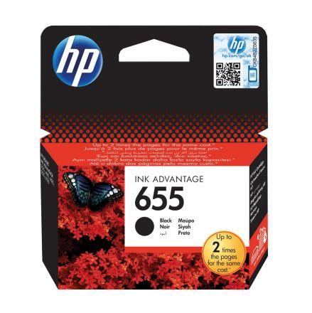 HP CZ109AE оригинална мастилена касета (черна)