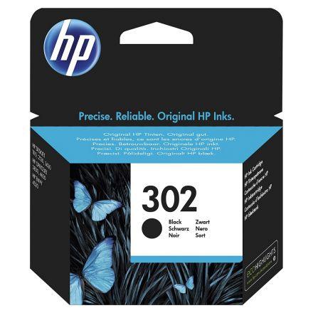 HP F6U66AE оригинална мастилена касета (черна)