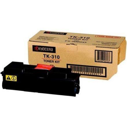 Kyocera TK-310/312 оригинална тонер касета (черна)