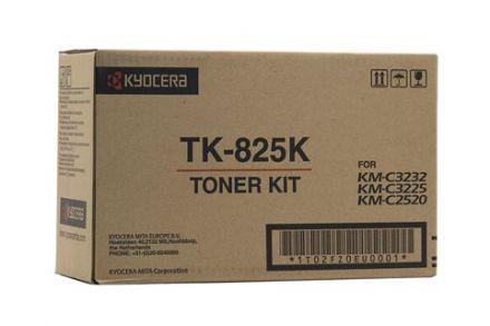 Kyocera TK-825BK оригинален тонер кит (черен)