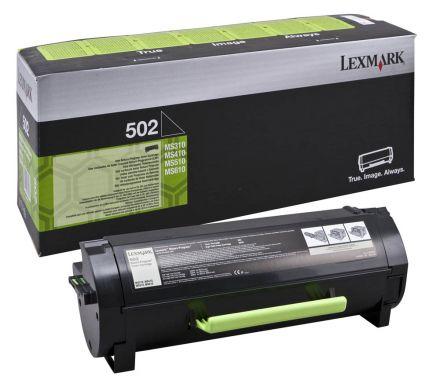 Lexmark 50F2000 оригинална тонер касета (черна)