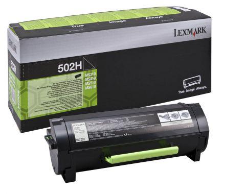 Lexmark 50F2H00 оригинална тонер касета (черна)