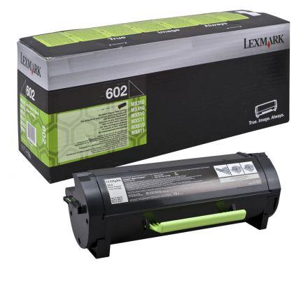Lexmark 60F2000 оригинална тонер касета (черна)
