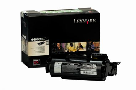 Lexmark 0064016SE оригинална тонер касета (черна)