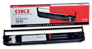 Oki RIB-3410/09002308 оригинална лента