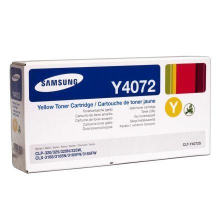 Samsung CLT-Y4072S оригинален тонер кит (жълт)