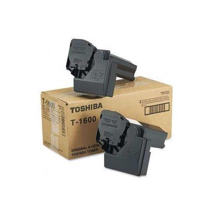 Toshiba T-1600E Original toner kit (черен)