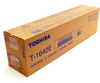 Toshiba T-1640E Оригинален тонер кит (черен)