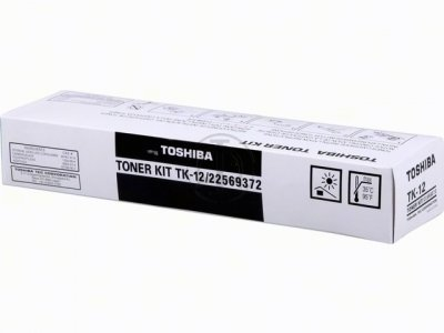 Toshiba TK-12 Original toner kit (черен)