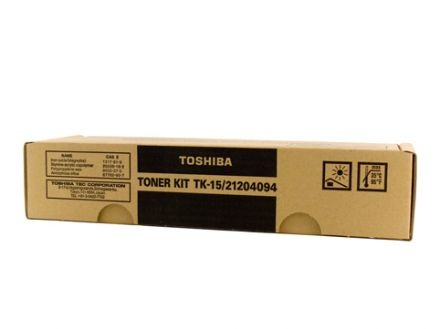 Toshiba TK-15 Original toner kit (черен)