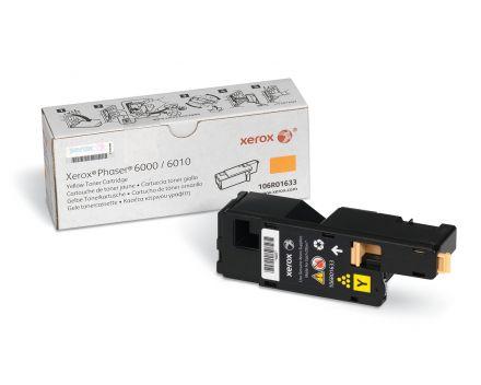 Xerox 106R01633 Оригинална Тонер касета (жълта)