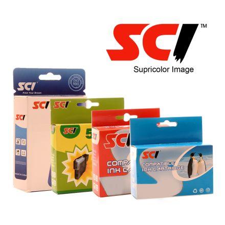 CLI-521 Съвместима мастилена касета (магента) с чип