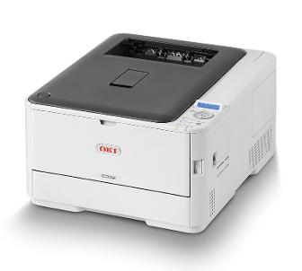 Oki C332dn, цветен лазерен принтер, дуплекс, мрежа