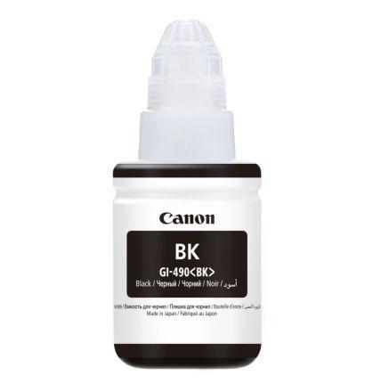 Canon GI-490BK оригинално мастило (черен)