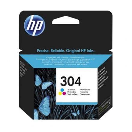 HP N9K05AE оригинална мастилена касета (цветна)