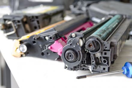 Рециклиране на барабанна касета Dell 1720