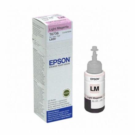 Epson T6736 Оригинално мастило (лайт магента)