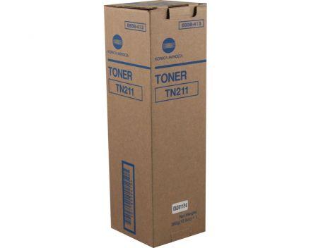 Minolta TN221K Оригинална тонер касета (черен)