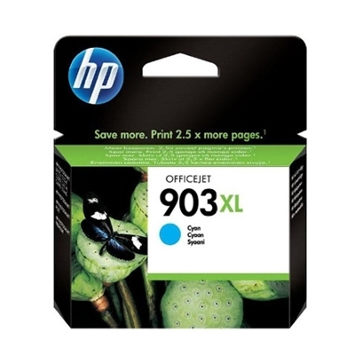 HP T6M03AE оригинална мастилена касета (циан)