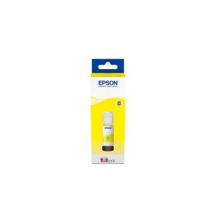 Epson 103 EcoTank Оригинално мастило (жълт)